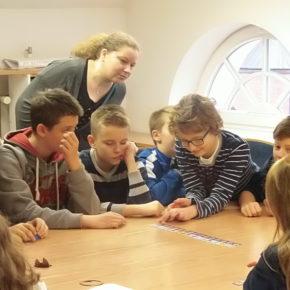 Deutsch als erste Fremdsprache gefährdet