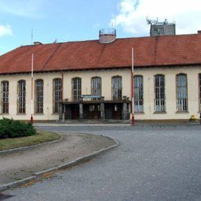 Dworzec połączony z miejską kulturą