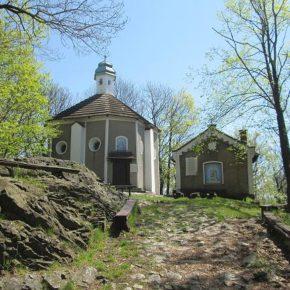 Auf dem Weg zur Bergkapelle - Auf den Spuren der deutschen Pilger – Teil II