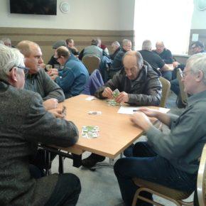 Ergebnisse des III Skat Turniers der Gogoliner Gemeindeliga