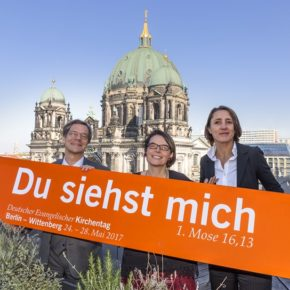 Kirchentag der Superlative