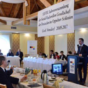Jahresversammlung der SKGD