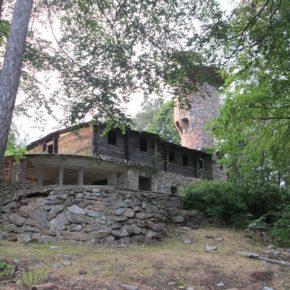 Berghütte und Aussichtsturm - Auf den Spuren der Ziegenhalser Golgräber Teil 2