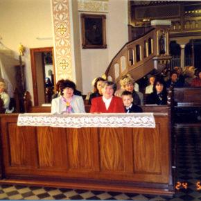 Druga pierwsza komunia / Zweite Erstkommunion