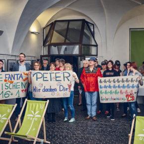Die längste Deutschstunde der Welt