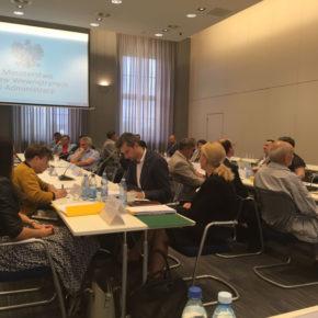 Oświata i media na tapecie / Bildung und Medien auf der Agenda