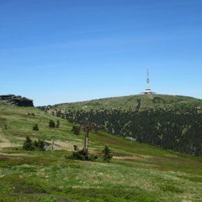 Der höchste Gipfel Oberschlesiens