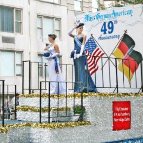Niemka roku z zagranicy / Auslandsdeutsche des Jahres