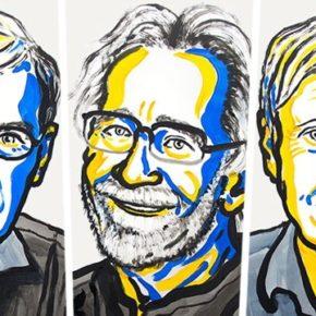 Deutscher bekommt Chemie-Nobelpreis