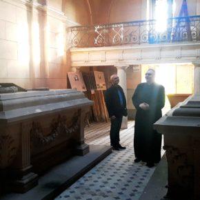 Schluss mit Muff und Moder - Initiative will Restaurierung des Schaffgotsch-Mausoleums