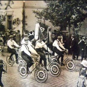 Powiew historii roweru