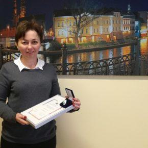 Auszeichnung für Zuzanna Donath-Kasiura