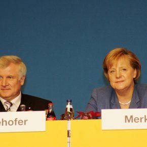 Nowy niemiecki rząd / Neue deutsche Regierung
