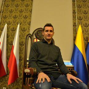Schlesien Journal - Miroslav Klose besucht Schlesien/ 20 Jahre HDPZ