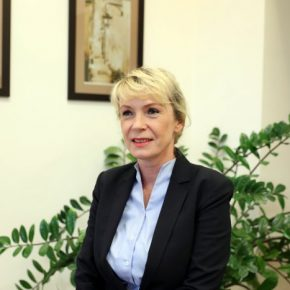 Neue Koordinatorin / Nowa koordynator