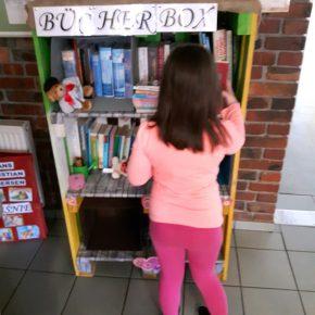 Die erste Bücherbox