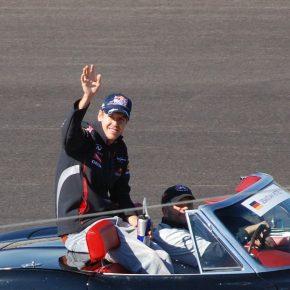 Jubileuszowa pięćdziesiątka Vettela!