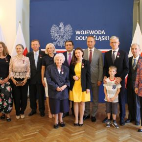 Ein Dank des polnischen Staates
