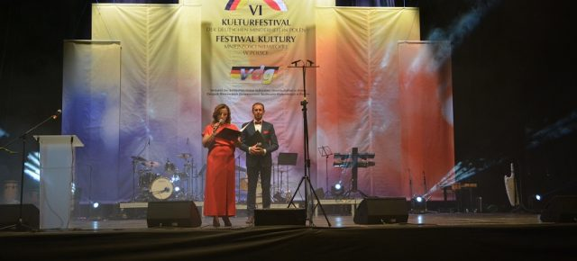 VI. Kulturfestival der Deutschen Minderheit in Polen