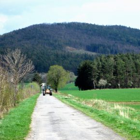 Wartha: Ein kleiner Berg voller Geheimnisse