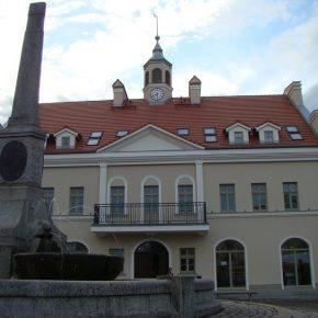 Rathaus kehrt zurück
