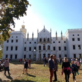 Schloss in Dobrau - Fast fertig