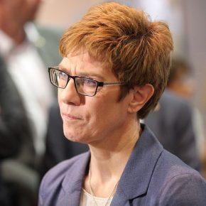 AKK führt nun die CDU