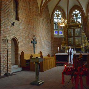 Breslau: St.-Christophori-Kirche vor 60 Jahren wiederaufgebaut