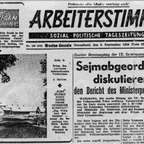 Deutschsprachige Presse in Polen