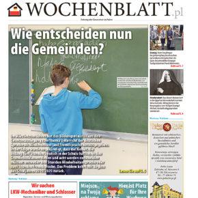 Das neue Wochenblatt ist da!