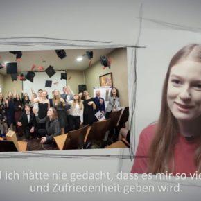 Werbespot gedreht (+Video)