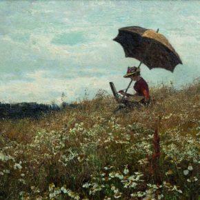 Meisterin der Landschaftsmalerei