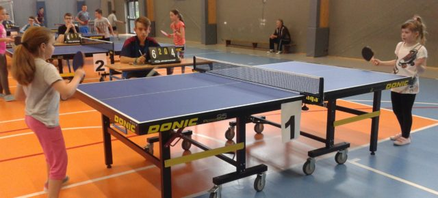 Ping-Pong-Meister (+Video)