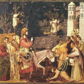 Wort zum Palmsonntag vom Bischofsvikar Peter Tarlinski
