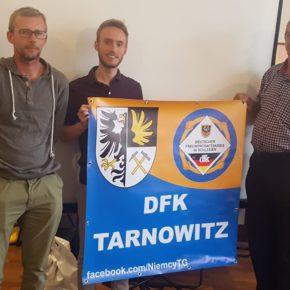 Schlesien Journal 30 07 2019: Frischer Wind- Oskar Zgonina aus Tarnowitz will mehr Schwung in den DFK bringen