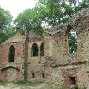 Waldenburg: Rund um das Schloss Fürstenstein (Teil I)