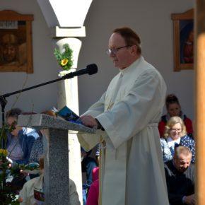 Wort zum 2. Adventssonntag verfasste Bischofsvikar Peter Tarlinski