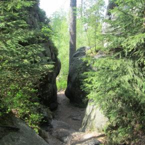 Zwischen Felsen und Torfmooren
