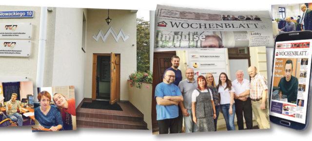 Tag der offenen Tür im Wochenblatt.pl!