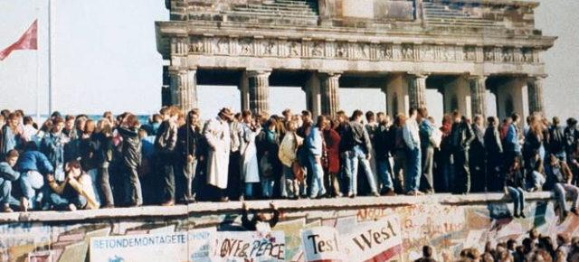 Als die Berliner Mauer fiel