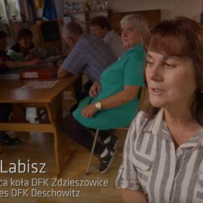 Schlesien Journal 12 11 2019: Zu Besuch beim DFK Deschowitz