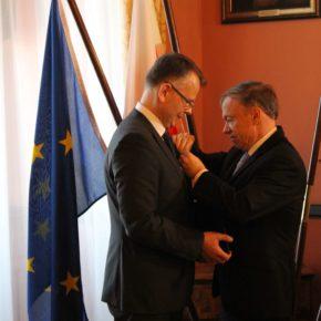 Bundesverdienstkreuz für Krzysztof Ruchniewicz (+Audio)