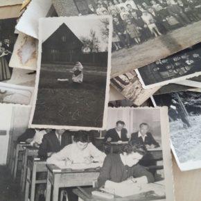 Die Welt alter Fotografien