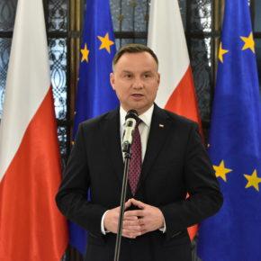Polen hat gewählt /Polska wybrała
