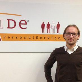 AIDe = jakość i uczciwość! / AIDe = Qualität und Ehrlichkeit!