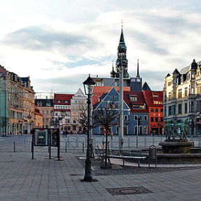 Premiere in Zwickau